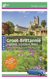 Reisgids Groot-Brittannië | ANWB Ontdek | ISBN 9789018043315