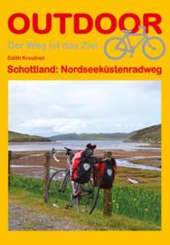 Fietsgids Nordseeküstenradweg Schottland | Conrad Stein Verlag | ISBN 9783866862296