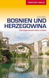 Reisgids Bosnien und Herzegovina | Trescher Verlag | ISBN 9783897944893