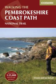 Wandelgids - Trekkinggids Pembrokeshire Coastal Path | Cicerone | ISBN 9781852848156