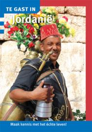 Reisgids Jordanië | Te gast in..  | ISBN 9789460160912