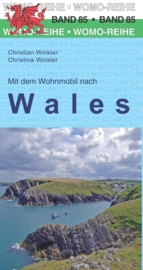 Campergids Wales | WOMO 85 | ISBN 9783869038513