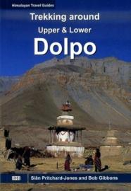 Wandelgids Trekking Around Upper & Lower Dolpo | Nepal Publications | ISBN 9789937577830