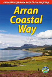 Wandelgids-Trekkinggids The Arran Coastal Walk | Rucksack Readers | ISBN 9781898481287