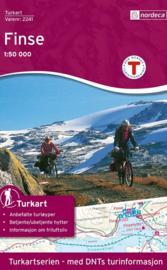 Wandelkaart Finse 2241 | Nordeca | 1:50.000 | ISBN 7046660022412