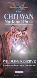 Wegenkaart Chitwan National Park | Nepa Maps | 1:150.000 | ISBN 9799993323197