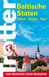 Reisgids Baltische Staten : Tallinn - Vilnius - Riga | Lannoo Trotter | ISBN 9789401449472