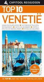 Stadsgids Venetie Top 10   Capitool   ISBN 9789000348978
