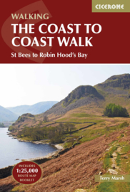 Wandelgids - Trekkinggids Coast to Coast walk | Cicerone | ISBN 9781852847593