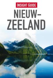 Reisgids Nieuw Zeeland | Insight Guide - Cambium  ISBN 9789066554795