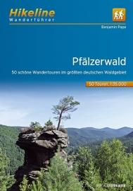 Wandelgids Pfalz - Pfälzer Wald | Hikeline | ISBN 9783850007054
