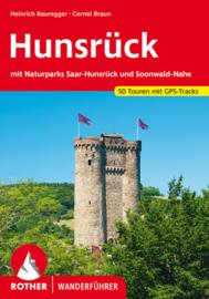 Wandelgids Hunsrück, mit Naturpark Saar-Hunsrück | Rother Verlag | ISBN 9783763343164
