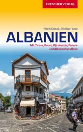 Reisgids Albanië - Albanien | Trescher Verlag | ISBN 9783897944817
