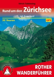Wandelgids Rother Zürichsee | Rother Verlag | ISBN 9783763340576