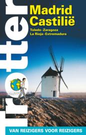 Reisgids Madrid, Castilië - Met Toledo, Zaragoza, La Rioja en Extremadura | Lannoo Trotter | ISBN 9789401423137