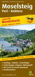 Wandelkaart Moselsteig | Public Press | ISBN 9783899206999