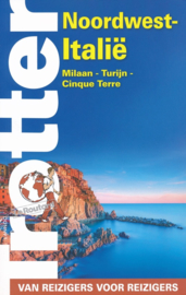 Reisgids Noord West Italië | Lannoo Trotter | Lombardije, Piemonte en Valle d`Aosta, Ligurie | ISBN 9789401458306