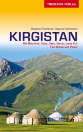 Reisgids Kirgistan | Trescher Verlag | Reisboek Kirgizië | ISBN 9783897944831