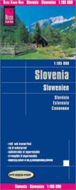Wegenkaart Slovenië   Reise Know How   1:185.000   ISBN 9783831773480