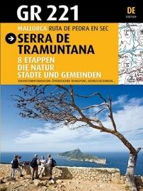 Wandelgids - Trekkinggids Tramuntana GR 221 | Triangle Postal | ISBN 9788484786245