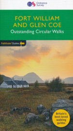 Wandelgids Fort William & Glen Coe | Pathfinder Guides 7 - Ordnance Survey | ISBN 9780319090916