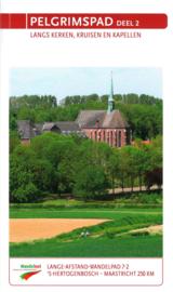 Wandelgids Pelgrimspad II  | LAW 7.2 - NIVON | ISBN 9789071068959