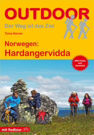 Wandelgids Hardangervidda | Conrad Stein Verlag | ISBN 9783866865655
