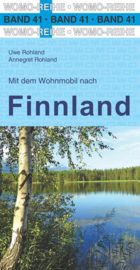 Campergids Finland | WOMO 41 | ISBN 9783869034164