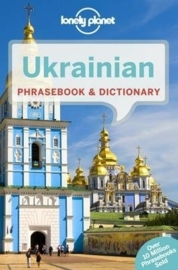 Taalgids Oekraïens  - Ukrainian phrasebook | Lonely Planet | ISBN 9781743211854
