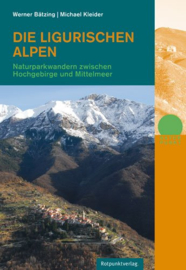 Wandelgids - Trekkinggids Die Ligurische Alpen | Rotpunkt Verlag | ISBN 9783858694324