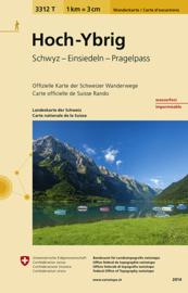 Wandelkaart Hoch-Ybrig | Bundesamt 3312T |  ISBN 9783302333120