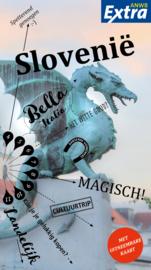 Reisgids Slovenië | ANWB extra | Balkan / Zuidoost Europa | ISBN 9789018044091