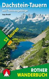 Wandelgids Dachstein-Tauern mit Tennengebirge | Rother | ISBN 9783763330331