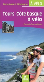 Fietsgids Tours - Cote Basque A Velo - 900 km | Chamina | ISBN 9782844664006