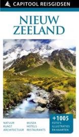 Reisgids Nieuw Zeeland | Capitool | ISBN 9789000342051