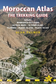 Wandelgids Moroccan Atlas - the trekking guide Marokko | Trailblazer | ISBN 9781905864591