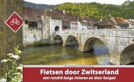 Fietsgids Fietsen door Zwitserland | ReCreatief Fietsen | ISBN 9789077056288