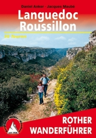 Wandelgids Languedoc Roussillon | Rother Verlag | ISBN 9783763343065