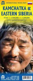 Wegenkaart Kamtchatka Peninsula | ITMB | 1:1,2 miljoen | ISBN 9781771294089