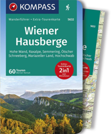 Wandelgids Wiener Hausberge | Kompass 5632 | ISBN 9783990443460