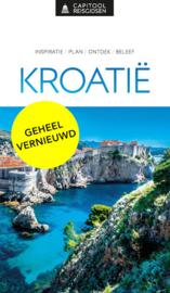 Reisgids Kroatië | Capitool | ISBN 9789000369164