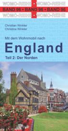 Campergids Noord Engeland | WOMO 96 Engeland Nord | ISBN 9783869039619