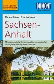 Reisgids Sachsen Anhalt | Dumont | ISBN 9783770174812