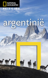 Reisgids Argentinië | National Geographic - Nederlandstalig | ISBN 9789021570211