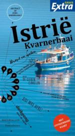 Reisgids Istrië & de Kvarner | ANWB Extra | ISBN 9789018045326