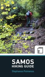 Wandelgids Samos Hiking Guide   Terrain maps   ISBN 9786185160043