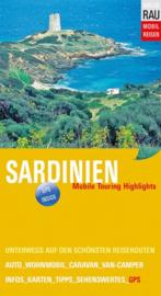 Campergids Sardinië -  Mit dem Wohnmobil nach Sardinien | Werner Rau Verlag | ISBN 9783926145628