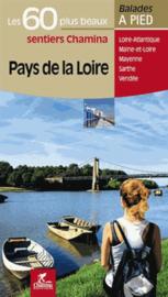 Wandelgids La Loire a Pied | Chamina| Wandelen in de Loirestreek | ISBN 9782844664280