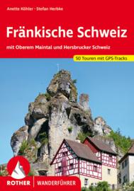 Wandelgids Fränkische Schweiz | Rother Verlag | ISBN 9783763342815
