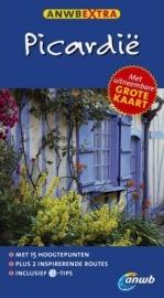 Reisgids Picardië | ANWB Extra | ISBN 9789018037987